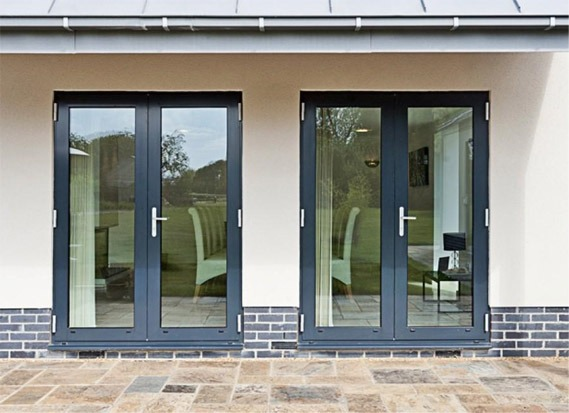 Aluminium Doors Glazerite Services Hull East Yorkshire